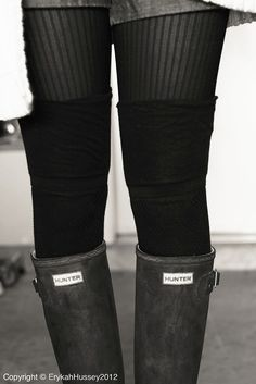 Hunter. Boots. | Flickr - Photo Sharing!