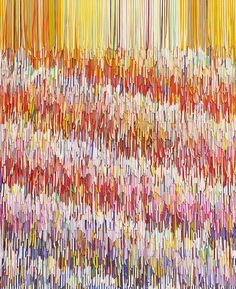 PETER COMBE, PINK INTERFERENCE 2009: shredded. #peter_combe