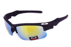 Oakley Fast Jacket Semi-Rimless Black CSE