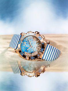 Relojes de verano | ¿Nos vamos de joyas? Por Elena Carrera