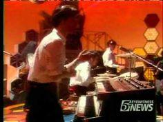 Yellow Magic Orchestra - Firecrackers (@Soul Train, 1980)