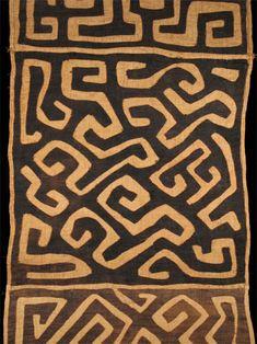 Indigo Arts Gallery | Art from Africa | Kuba Textiles