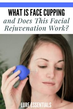 Facial cupping ensures the movement of fresh, oxygenated blood to the face which delivers essential healing nutrients to the problem areas. Facial Cupping, Cupping Massage, Facial Massage, Skin Care Home Remedies, Cupping Therapy, Facial Rejuvenation, Massage Benefits, Home Spa, Natural Skin