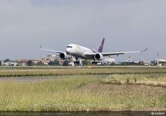 FlightMode: THAI's first A350 takes to the skies