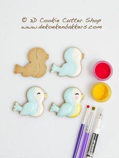 Birdhouse Cookie Cutter Set