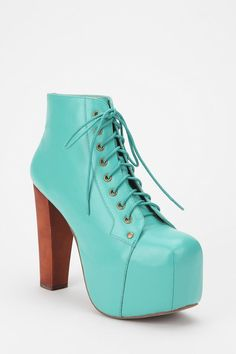Jeffrey Campbell Leather Lita Boot, I need this in my life.... so bad.... :( why are you sooo expensive?!!!!????