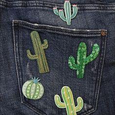 Patchs Cactus