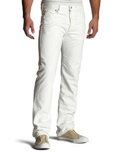 501 Core Jean White 34x34