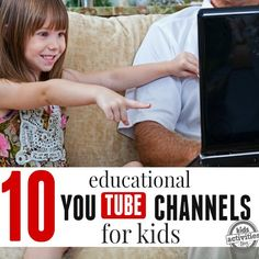 educaTional channels for kids