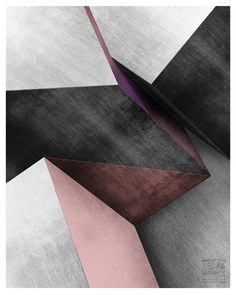 Polygonal Printable Wall Art Poly Art Poster by JAnoveltyDeSign