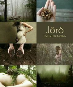 Mythology Meme (PicSpam) Women of the Norse Pantheon ~ Hail Lady whose bones are stones Whose flesh brown as dust from the soil Who tosses her hair like tree roots Curling over the boulders Whose fingers reach and brush like leaves. Norse Goddess, Norse Pagan, Wiccan, Witchcraft, Folklore, Lumiere Photo, Norse Vikings, Asatru, Tree Roots