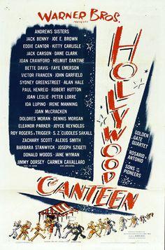 Hollywood Canteen (1944) - Bette Davis, John Garfield, The Andrews Sisters