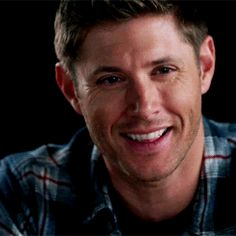 Dean, you're not supposed to find that funny! <<<that face! I love it!