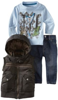 Baby Boys Clothes. I love this outfit!!