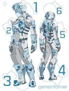 Dead Space 2 Advance Suit Foam Build