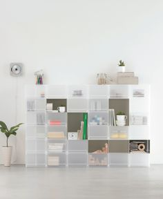 ikea kupol, good craft room storage £5 for 2 large ones. Can be wall mounted or castors. Pattern storage