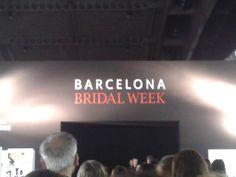 @Barcelona Bridal Week Barcelona, Bridal, Concert, Events, Barcelona Spain, Concerts, Bride, The Bride