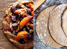Apricot, Cherry and Almond Galette — Recipes for Health - NYTimes.com