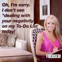 4 Steps to Nix Negativity - Chalene Johnson Official Site | Create the Fit Life You Deserve