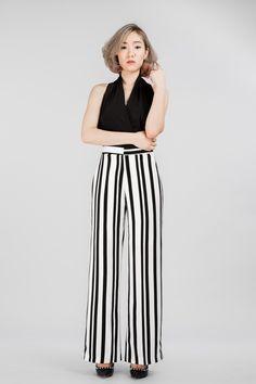 Stripe pants #solasabrand #pants #trousers #madetoorder