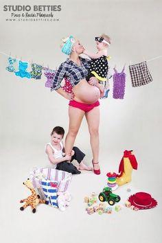 @Christine Smythe Hensley Maternity pinup....STOP!!
