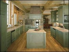 Painted Log Cabin Interior   Google Search | Deco Ideas! | Pinterest | Log  Cabins, Cabin And Logs
