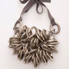 #SilviaTcherassi #Necklace  Gorgeous Silvia Tcherassi necklace.