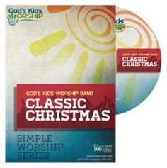 13 traditional hymns and carols arranged for kid friendly Christmas worship. Sing-a-long lyrics videos.