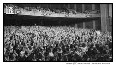Photo 210 of 365  HANSON 2005 - Palais Theatre - Melbourne, Australia    This is a pic of the great crowd in Melbourne back in 2005, on the Live and Electric Tour, the night we recorded the live album. Aussie fans, can anyone find themselves in this pic? Who was there that night?    #Hanson #Hanson20th
