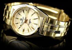 Pánské hodinky - Perfect Midas, zlaté Rolex Watches, Accessories, Ornament