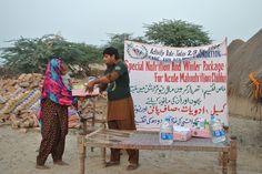 Nutrition for Acute Malnutrition Children in Villages Sakri, Dedhore Sandook and Khari bheel