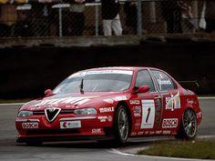 1998 Alfa Romeo 156 ETCC