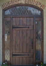 Delicieux Old World Exterior Wood Front Entry Door DbyD 3040