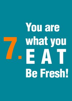 Successful people know the value of  great food!
