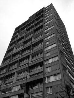 Gordon House, Wapping, London, GLC Architects, 1968