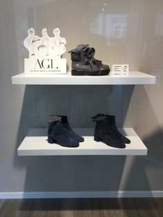 Die neuen Schuhtrends HW17 von AGL Attilio Giusti Leombruni. www.strauch.at Shops, Shoe Rack, Sneaker, Fashion Styles, Tents, Slippers, Shoe Racks, Retail, Shoes Sneakers