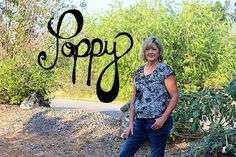 """To keep in the spirit of my 1 Year Anniversary Celebration, I designed a new pattern, """"Poppy"""", a simple 2 piece oversized knit t-shirt. This has become one of my go-to pieces and compli…"""