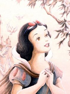 The Love of Disney: Vintage Snow White