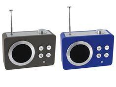 Mini Dolmen Radio from Lexon Design by