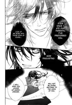 Read manga Vampire Knight Memories Ai& wish (revised version) online in high quality Manga Art, Manga Anime, Anime Art, Matsuri Hino, Yuki Kuran, Best Love Stories, Vampire Knight, Manga Pages, Manga To Read