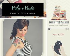 La mia recensione del libro Viola e Verde di Pamela Della Mina. Un racconto ricco di emozioni raccontate sotto forma di diario. Consigliato nella rubrica Inchiostro Italiano