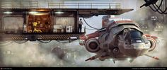 Dock35 by Stefan Morrell | 3D | CGSociety