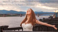 Kuvituskuva, lainaus Janna Satrin teoksesta Sisäinen lepatus – herkän ihmisen tietokirja Copyright: Colourbox, Janna Satri. Kuva: Albina Tiplyashina.