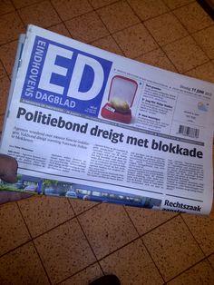 Chaos in de grootste reorganisatie die nu loopt binnen NL ?