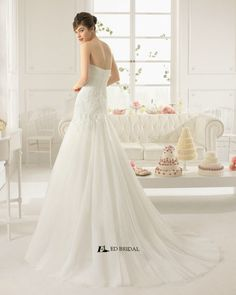 2015 New Collection Mermaid Strapless Sweetheart Lace Appliqued Beaded Lace Wedding Dress