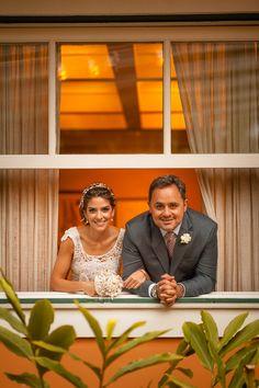 Românticos? Veja mais sobre este casamento em www.atelierandreafigueiredo.com