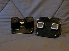 Lot of 2 Vintage Sawyers View Master