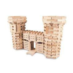Amazon.com: KEVA Structures 400 Plank Set: Toys & Games