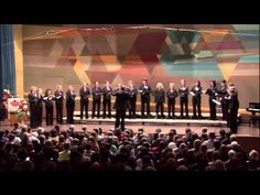 Colin Mawby: Confitebor tibi - Kamerkoor Cantate Venlo , The Netherlands - YouTube