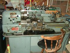 6525 Colchester Lathe 13 x 36 in process. 640 x 480 ( Metal Workshop, Workshop Storage, Milling Machine, Machine Tools, Metal Working Machines, Industrial Machine, Dream Machine, Garage Shop, Woodworking Techniques